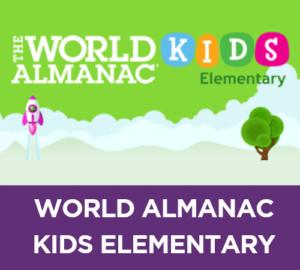 World Almanac Elementary